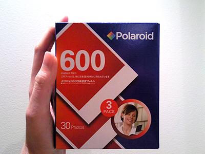 600 Type Film