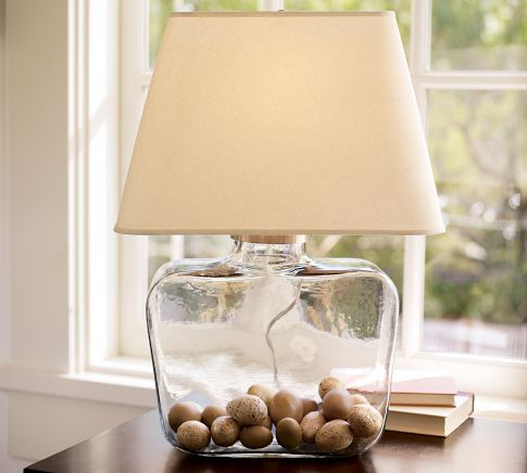 glass base table lamps white atrium glass creative project base table lamps jessica blaise