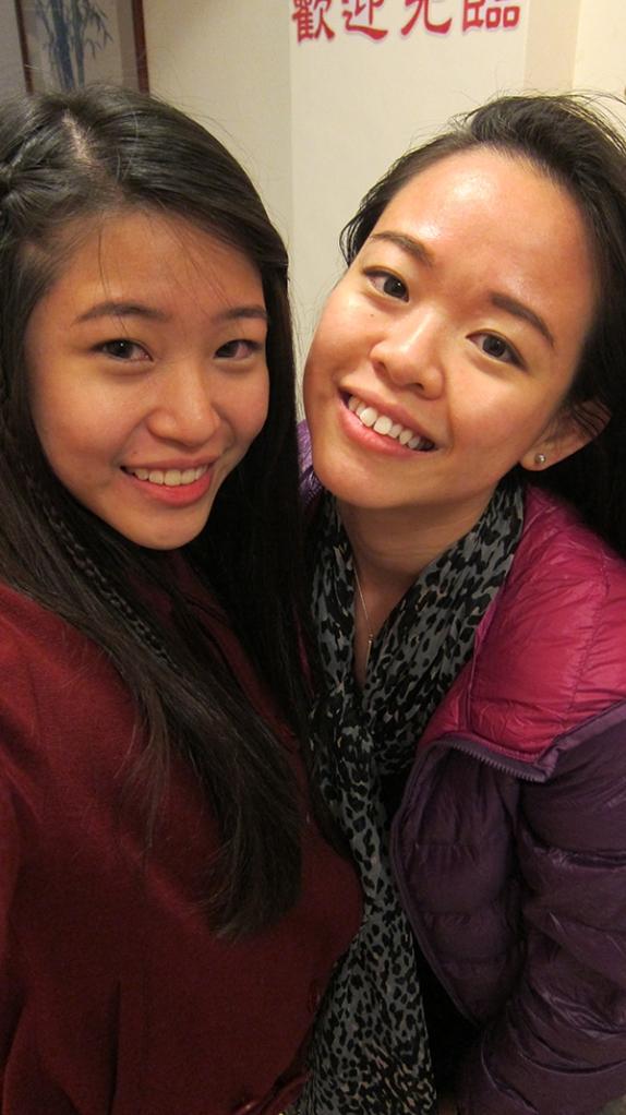 Nini & I